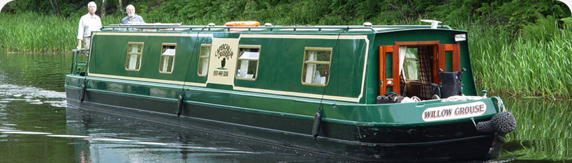Scotland Canal Boat Hire