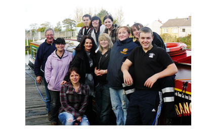 Capercaillie Cruisers - The Team
